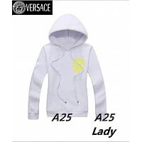 Versace Hoodies Long Sleeved For Women #297573