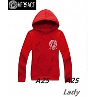 Versace Hoodies Long Sleeved For Women #297579