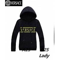 Versace Hoodies Long Sleeved For Women #297580