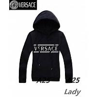 Versace Hoodies Long Sleeved For Women #297587