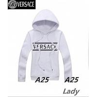 Versace Hoodies Long Sleeved For Women #297589