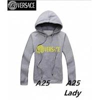 Versace Hoodies Long Sleeved For Women #297594