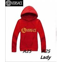 Versace Hoodies Long Sleeved For Women #297597