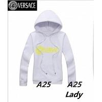 Versace Hoodies Long Sleeved For Women #297598