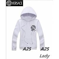 Versace Hoodies Long Sleeved For Women #297601