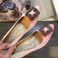 Manolo Blahnik High-Heeled Shoes For Women #307430