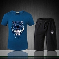 Kenzo Tracksuits Short Sleeved For Men #310488