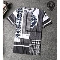 Versace T-Shirts Short Sleeved For Men #310876