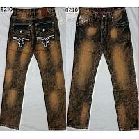 Rock Revival Jeans For Men #312996