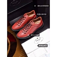 Prada Leather Shoes For Men #313592
