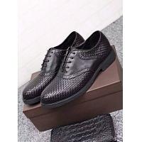 Bottega Veneta BV Leather Shoes For Men #317690
