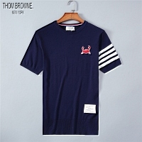 Thom Browne TB T-Shirts Short Sleeved For Men #320458