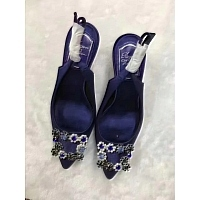 Roger Vivier High-Heeled Shoes For Women #322230
