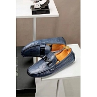 Armani Leather Shoes For Men #325253