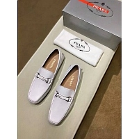 Prada Leather Shoes For Men #329461