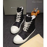 Rick Owens High Tops Shoes For Men #331272