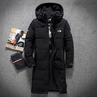 The North Face Down Coats Long Sleeved For Men #337136