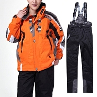 Spyder Ski Tracksuits Long Sleeved For Men #337213