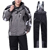 Spyder Ski Tracksuits Long Sleeved For Men #337214