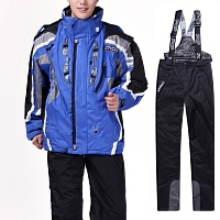 Spyder Ski Tracksuits Long Sleeved For Men #337220