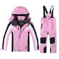 Spyder Ski Tracksuits Long Sleeved For Women #337224