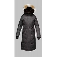 Nobis Down Coats Long Sleeved For Women #337271