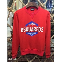 Dsquared Hoodies Long Sleeved For Men #338240