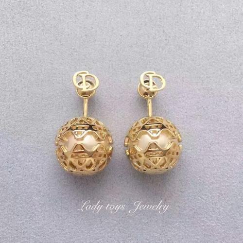 Cheap Christian Dior Quality Earrings #343332 Replica Wholesale [$42.10 USD] [W-343332] on Replica Christian Dior Earrings