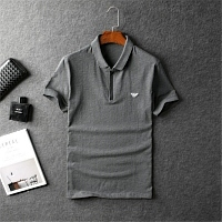 Armani T-Shirts Short Sleeved For Men #339857