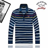 Paul Shark T-Shirts Long Sleeved For Men #340201