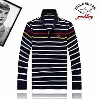 Paul Shark T-Shirts Long Sleeved For Men #340202