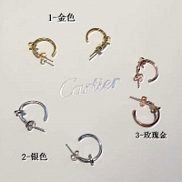 Cartier Quality Earrings #341357