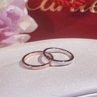 Cartier Couple Rings For Men #341362