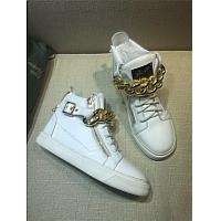 Giuseppe Zanotti GZ High Tops Shoes For Men #341616