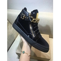 Giuseppe Zanotti GZ High Tops Shoes For Women #341617