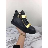 Giuseppe Zanotti GZ High Tops Shoes For Men #341625