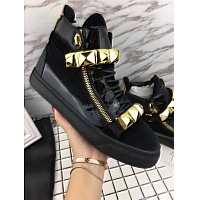 Giuseppe Zanotti GZ High Tops Shoes For Women #341633