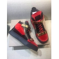 Giuseppe Zanotti GZ High Tops Shoes For Women #341634
