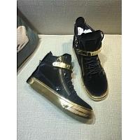 Giuseppe Zanotti GZ High Tops Shoes For Women #341639