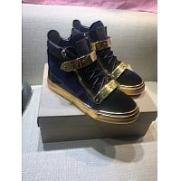 Giuseppe Zanotti GZ High Tops Shoes For Men #341640