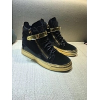 Giuseppe Zanotti GZ High Tops Shoes For Men #341642