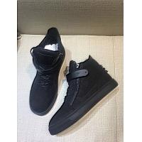 Giuseppe Zanotti GZ High Tops Shoes For Men #341645