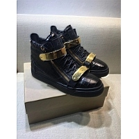 Giuseppe Zanotti GZ High Tops Shoes For Women #341647