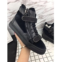 Giuseppe Zanotti GZ High Tops Shoes For Men #341668