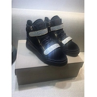 Giuseppe Zanotti GZ High Tops Shoes For Men #341670