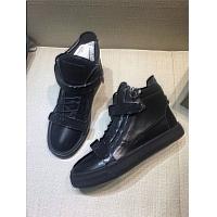 Giuseppe Zanotti GZ High Tops Shoes For Women #341673