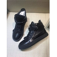 Giuseppe Zanotti GZ High Tops Shoes For Men #341676