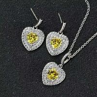 SWAROVSKI Quality Necklace & Earrings #343297