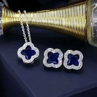 Van Cleef & Arpels Quality Necklace & Earrings #343303