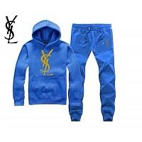 Yves Saint Laurent YSL Tracksuits Long Sleeved For Men #343848